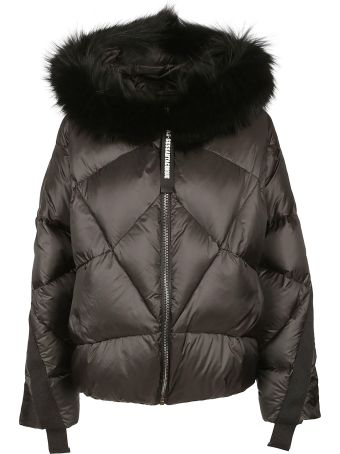 AS65 Hooded Puffer Jacket