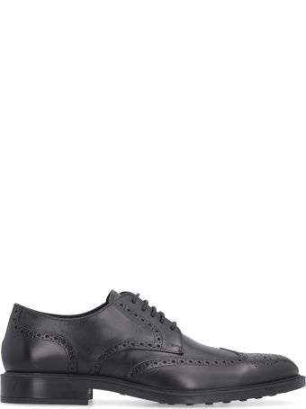 Tod's Leather Brogue Shoes