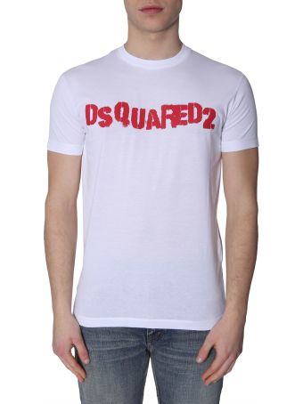 Dsquared2 Round Neck T-shirt