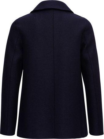 Harris Wharf London Pea Coat