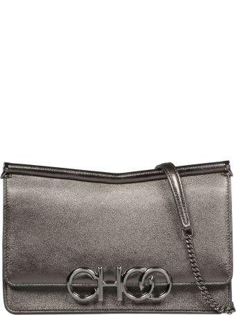 Jimmy Choo Sidney/m Shoulder Bag