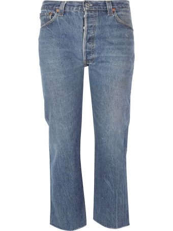 RE/DONE Levis X Redone Jeans