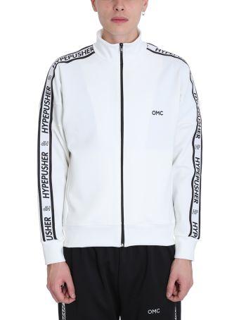 OMC White Cotton Jacket