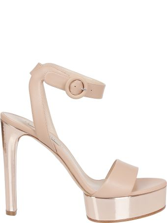 Casadei High Heel Platform Sandals