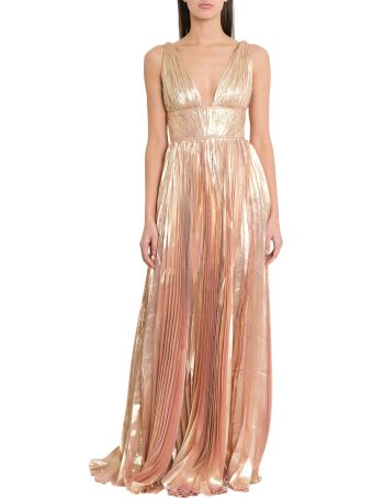 Maria Lucia Hohan Riley Metallic Dress