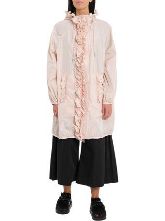 Moncler Genius Geranium Jacket By Simone Rocha
