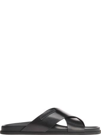 Dolce & Gabbana Dolce&gabbana Cross Sandal