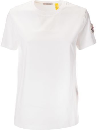 Moncler Genius Beaded Patch T-shirt
