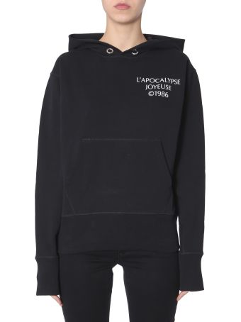 Helmut Lang Hooded Sweatshirt