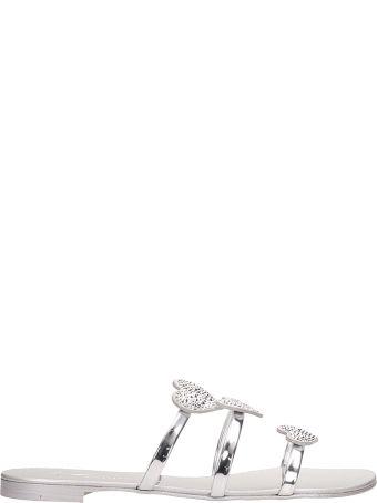 Giuseppe Zanotti Anya Flats Sandals