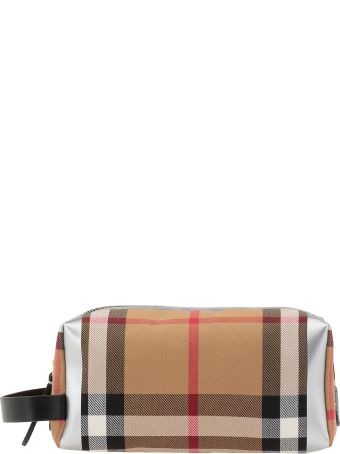 Burberry Washbag Double Check