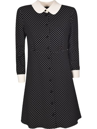 Celine Classic Dotted Dress