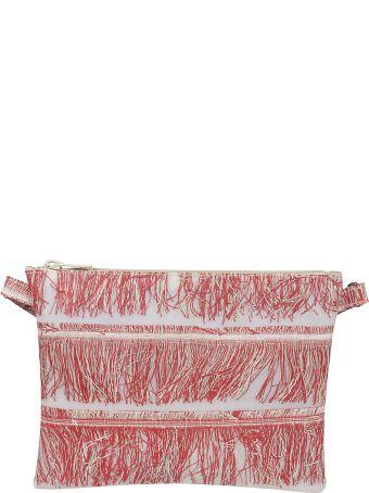 Luisa Cevese - Riedizioni Luisa Cevese Frayed Detail Shoulder Bag