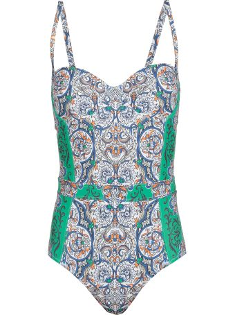 Tory Burch Grand Voyage Swimsuit
