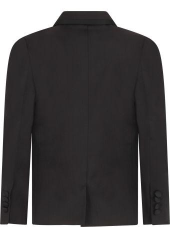 Paul Smith Junior Black Jacket For Boy