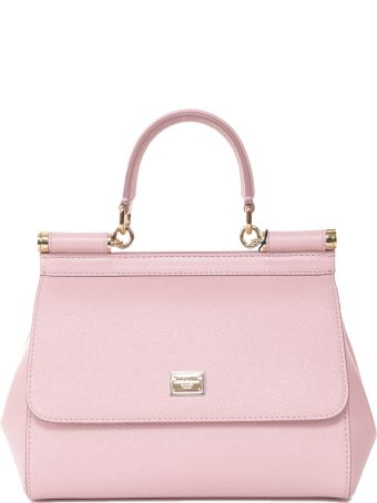 Dolce & Gabbana Pink Sicily Bag