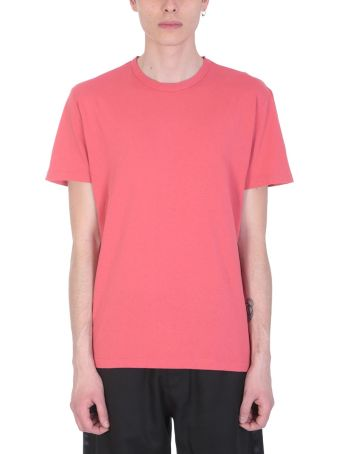 Our Legacy Red Cotton T-shirt