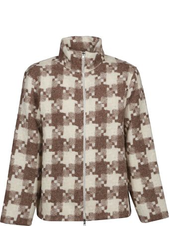 Our Legacy Checked Zipped Jacket