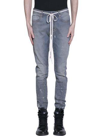 REPRESENT Essential Cotton Jeans
