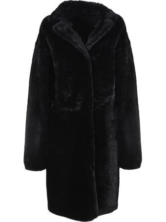 Unfleur Reversible long coat