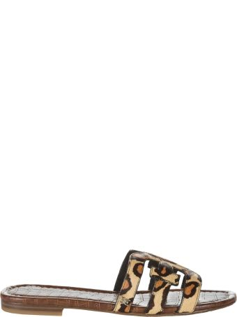 Sam Edelman Bay Leopad Flat Shoes