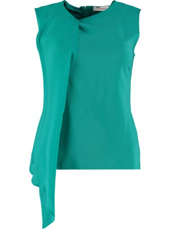 Jucca Knot Detail Layered Top