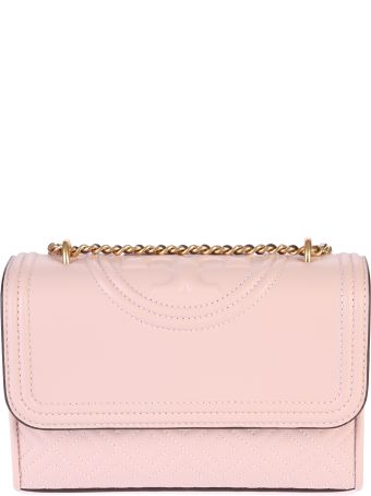 Tory Burch Fleming Small Leather Shoulder Bag
