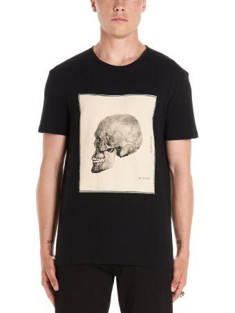 Alexander McQueen 'skull Frame' T-shirt