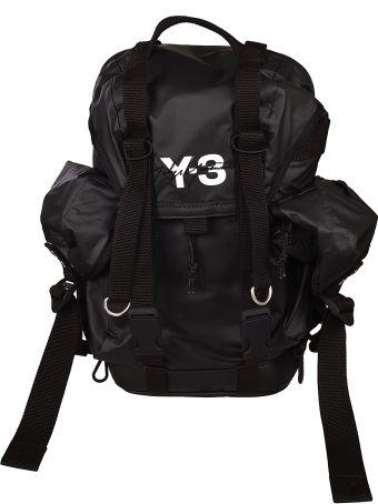 Y-3 Utility Logo Backpack
