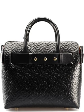 Burberry Studded Tote