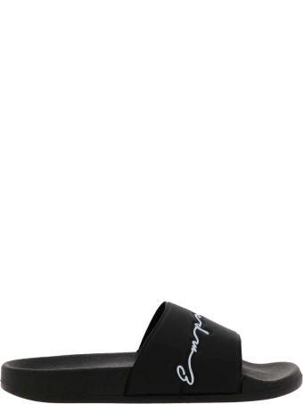 Emporio Armani Flat Sandals Shoes Women Emporio Armani