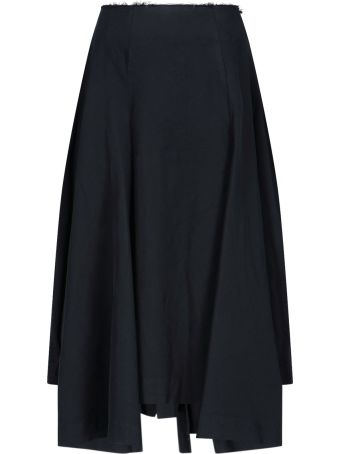 Comme des Garçons Midi Skirt