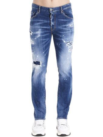 Dsquared2 'run Dan' Jeans