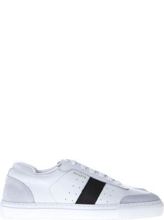 Axel Arigato Dunk White Leather Sneakers