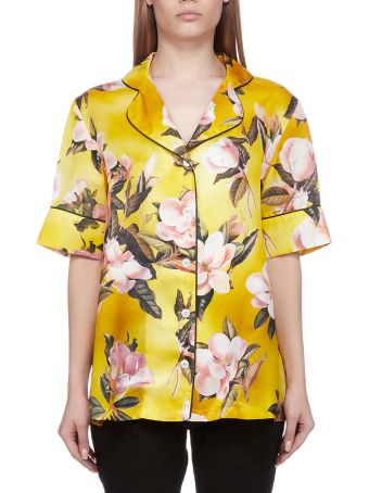 For Restless Sleepers Floral Shirt