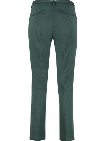 Weekend Max Mara Zanna Stretch Cotton Slim Fit Trousers
