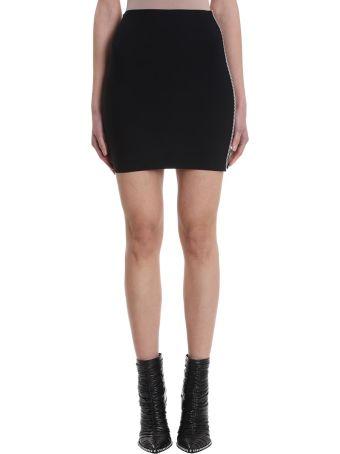 Alexander Wang Studded Mini Skirt
