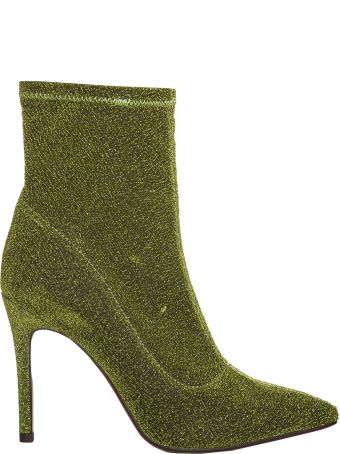 Essentiel Antwerp Glitter Stiletto Sock Boots