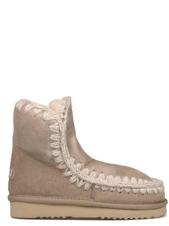 Mou Beige Eskimo 18 Low Boot