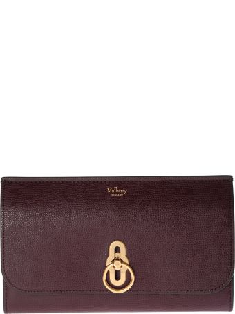Mulberry Amberley Continental Wallet