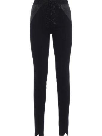 Dondup Black Maven Jeans