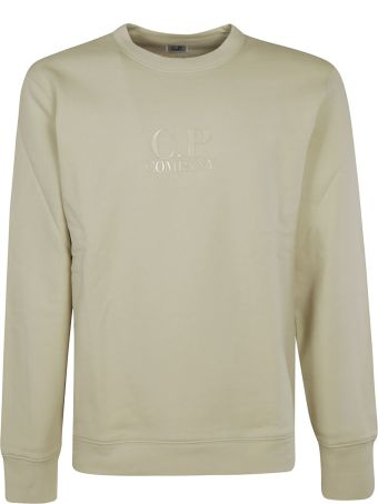 C.P. Company Diagonal Raised Fleece Sweatshirt