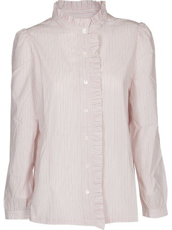 A.P.C. Frilled Shirt