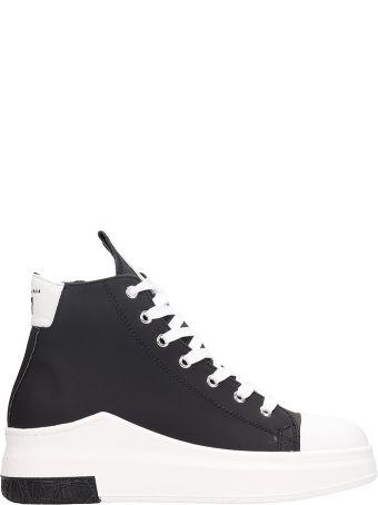 Cinzia Araia High-top Lace-up Sneakers