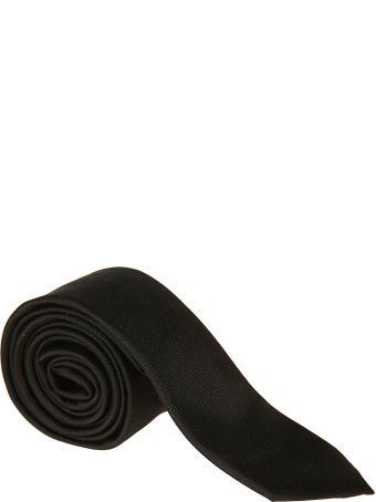 Christian Dior Logo Print Tie