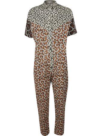 Isabel Marant Printed Jumpsuit