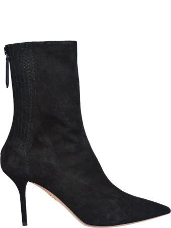 Aquazzura Saint Honora Ankle Boots