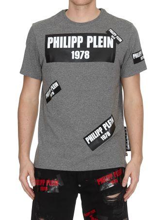 Philipp Plein Platinum Cut Pp1978 T-shirt