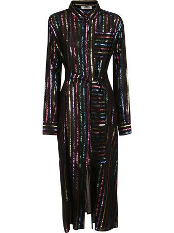 ATTICO Striped Dress