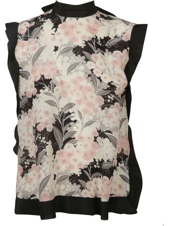 RED Valentino Printed Top